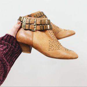 jeffrey campbell | studded benatar booties